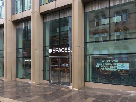 建筑位于Glasgow1 West Regent Street 1