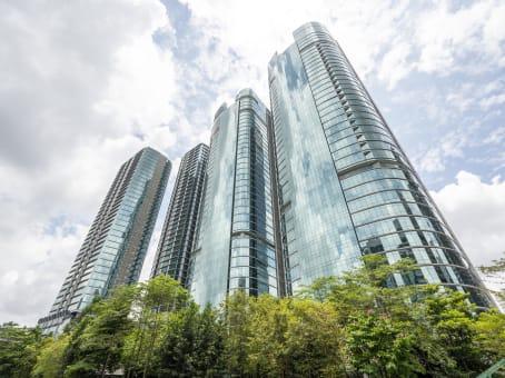 建筑位于Kuala Lumpur8, Jalan Kerinchi, Unit 32-01, Level 32, Tower B, The Vertical Corporate Towers, Bangsar South City 1