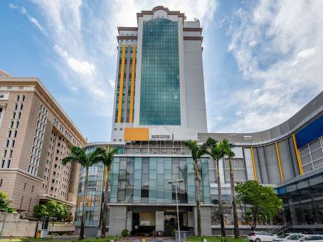 建筑位于Subang JayaPersiaran Kewajipan, Suite 9.01, Level 9, Menara Summit, USJ 1, UEP, Selangor 1