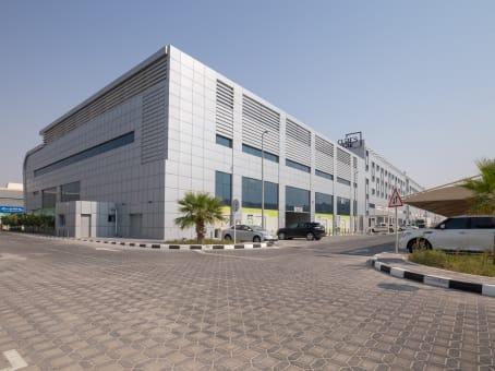 建筑位于Abu DhabiB1 Building, 1st Floor, Cubes Park ICT, Mussafah 1
