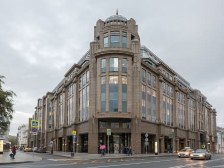 建筑位于MoscowVoentorg Building, 3rd floor, 10 Vozdvizhenka Street 1
