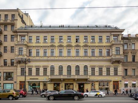 Gebäude in 3rd floor, Nevsky prospect, 55 in Saint Petersburg 1