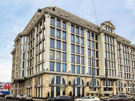 Établissement situé à Sinopskaya naberezhnaya, 22, 4th floor à Saint Petersburg 1