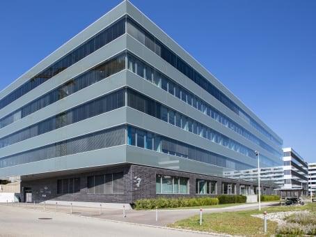 建筑位于WallisellenRichtistrasse 7, Business Park 1