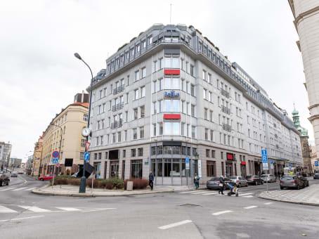建筑位于PraguePrague City Center, Klimentska 46 1