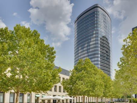 建筑位于ViennaOrbi Tower, Erdgeschoss, Thomas-Klestil-Platz 13 1
