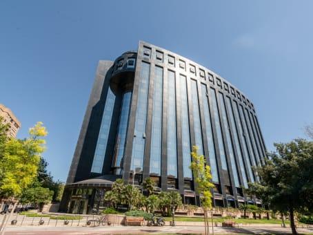 建筑位于ValenciaAvenida de Aragón 30, 8th floor 1