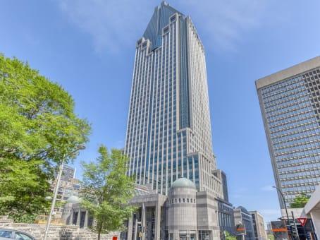 建筑位于Montreal1000 de La Gauchetiere Street West, 24th Floor 1