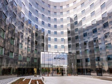 建筑位于ParisLe Belvédère, Cours Valmy 1-7 1
