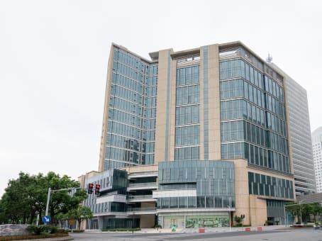 建筑位于上海市基隆路89号, 振丰大厦6-7层, 浦东新区 1