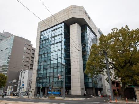 建筑位于Hiroshima9-7 Hashimoto-cho, Bldg. Hirotake 5F8F, Naka-ku 1
