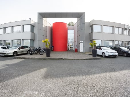Building at 1 avenue Neil Armstrong, Building Clement Ader in Merignac 1