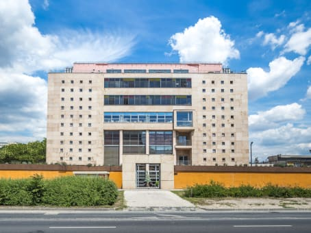建筑位于BudapestSpirit Centre, Spirit office building, 6th floor, Fehérvári út 126-128 1