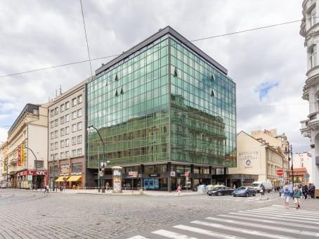 建筑位于PragueNa Perstyne 342/1, 1 1