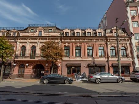 建筑位于Kyiv28 Verhniy Val str., Podil Heritage Centre 1