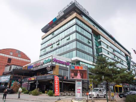 建筑位于BursaFethiye, Corner Plus İş Merkezi, Sanayi Caddesi No:263 D:Kat 3 1