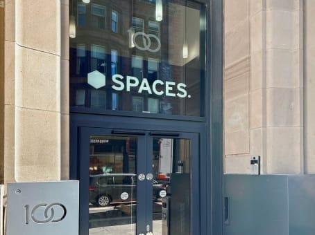 建筑位于Glasgow100 West George Street 1