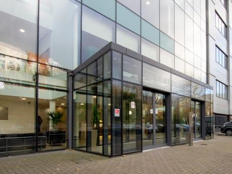 建筑位于ManchesterCentenary Way 1