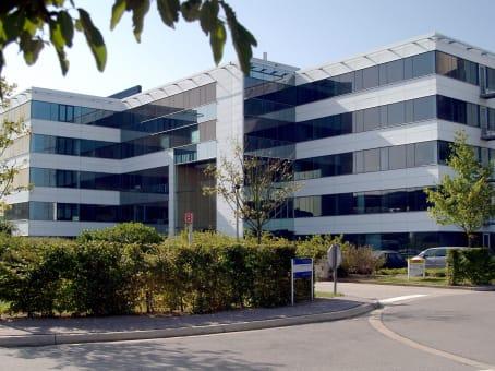 建筑位于ZaventemSkyport Airport, Box 75 1