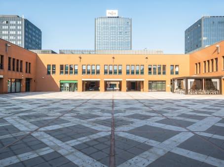 建筑位于PadovaSottopassaggio Mario Saggin 2 1