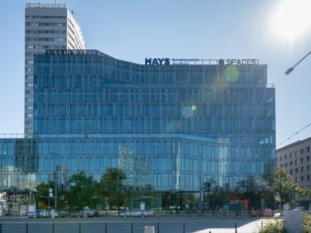 建筑位于Warsaw126/134 Marszalkowska street, Marszalkowska Centre 1