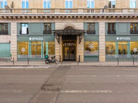 建筑位于Paris40 Rue du Louvre 1