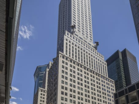 Building at 405 Lexington Avenue, Floors 1, 7, 8 and 9 in New York City 1