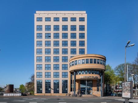 建筑位于AmsterdamRhijnspoorplein 10-38 1