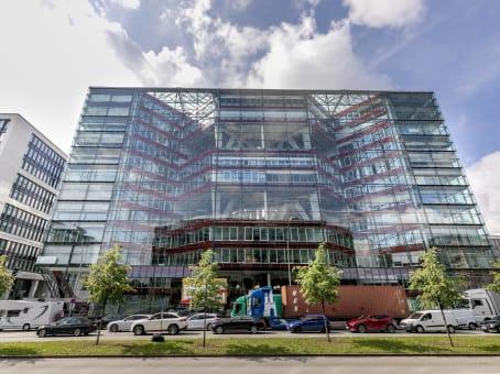 建筑位于HamburgHeidenkampsweg 58 1