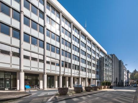 建筑位于WuppertalLaurentiusstrasse 21 1