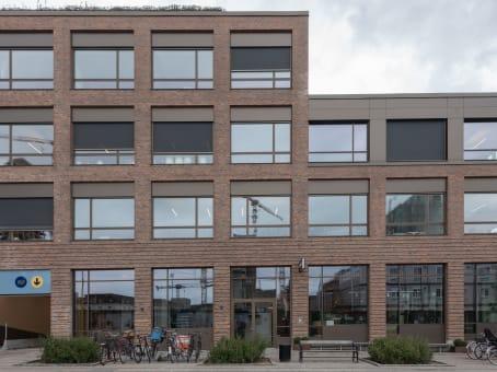 建筑位于CopenhagenNy Carlsberg Vej 80 1