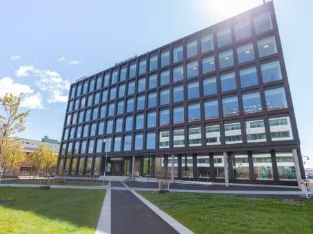 建筑位于GothenburgTheres Svenssons gata 13 1