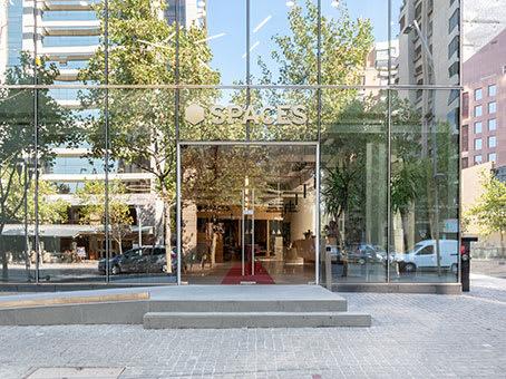 建筑位于Santiago de Chile211 El Bosque Norte Ave., 1st Floor - Las Condes 1