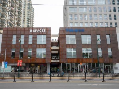 建筑位于上海市西藏南路569号, Base复兴1-3楼, 黄浦区 1