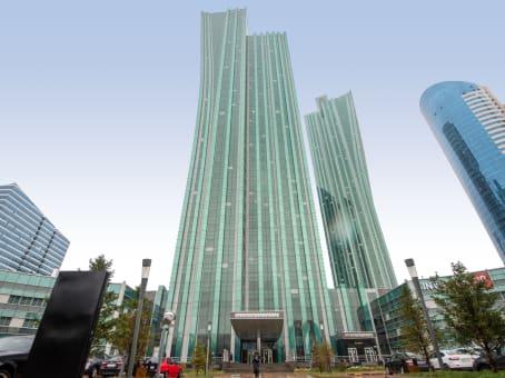 建筑位于Nur-Sultan10 Kunayeva Street, Emerald Tower 3rd Floor 1