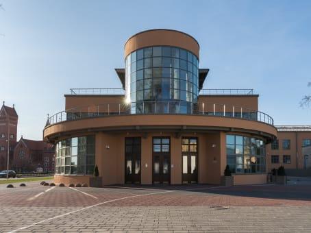 建筑位于Minsk2 Sverdlova street, 2nd floor 1