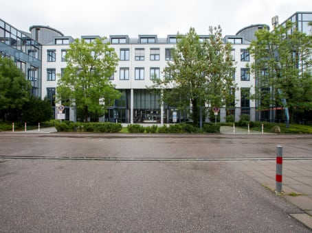 建筑位于MunichLandsberger Str. 155 1