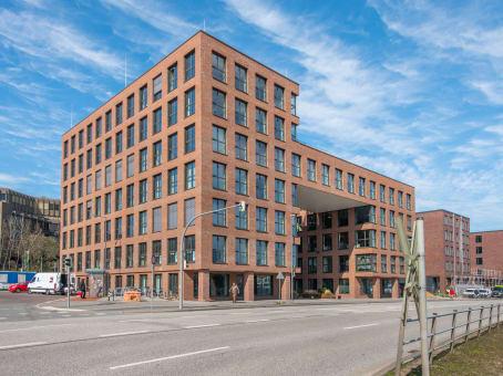 建筑位于KielKaistrasse 90 1
