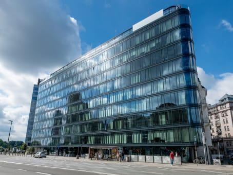 建筑位于Warsaw3A Warynskiego street, Polna Corner, 5th and 6th floor, 5th and 6th floor 1