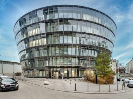 Établissement situé à Dingolfinger Strasse 15 à Munich 1