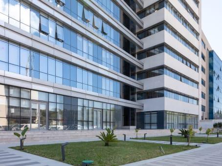 建筑位于TunisLot B17, Centre urbain Nord 1