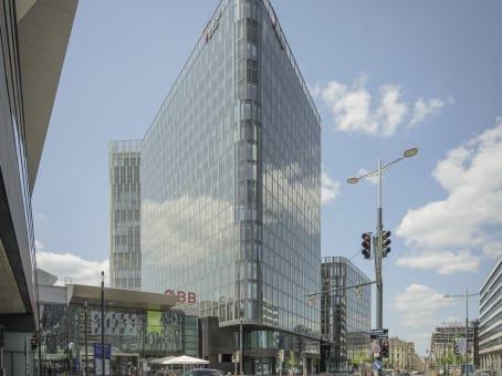 Building at Gertrude-Fröhlich-Sandner-Straße 2–4, Turm 9, Etagen 7, 8, 9 in Vienna 1