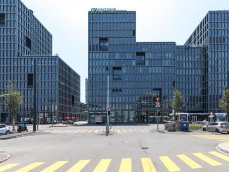 建筑位于GenevaRoute du Grand-Lancy 4, Esplanade de Pont-Rouge 1