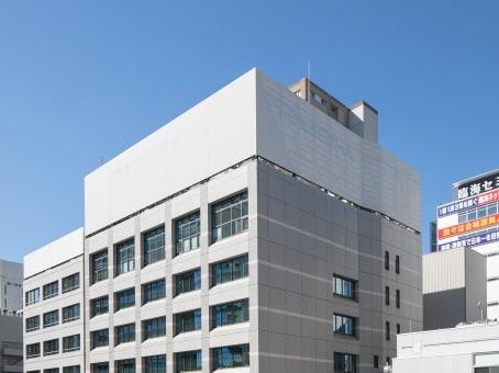 建筑位于Yokohama7-3 Kinkocho, 7F Kinko Bldg, Kanagawa-ku 1