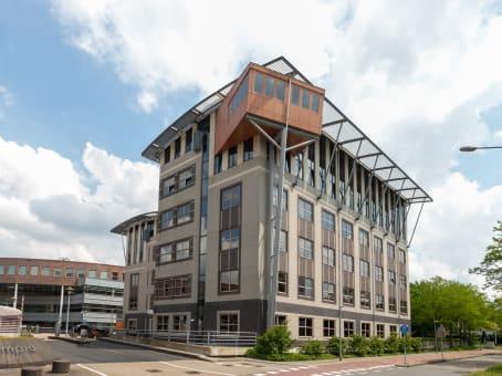 建筑位于HilversumOlympia 2D 1
