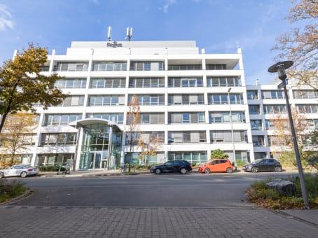 Building at Prinzenpark 3. und 5, Prinzenallee 7 in Dusseldorf 1