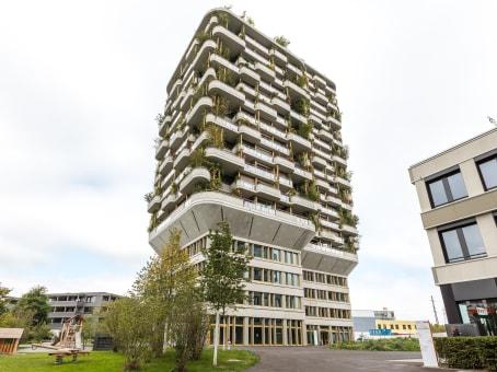 建筑位于Risch-RotkreuzSuurstoffi 37, Rotkreuz 1
