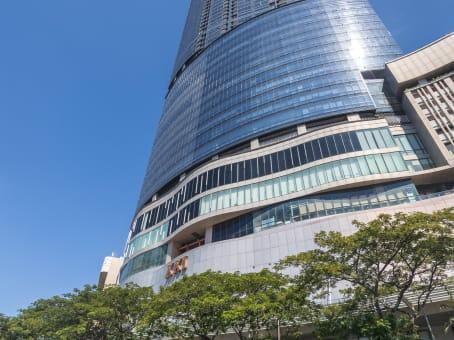 建筑位于Surabaya23rd Floor, Pakuwon Centre, Jl. Embong Malang No.1-5, Kedungdoro, Tegalsari, Kota SBY, Jawa Timur 1