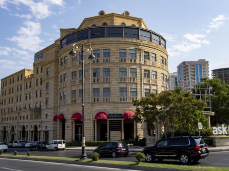 建筑位于BakuASK Plaza Business Centre, 5th Floor, 35 Tbilisi Avenue 1