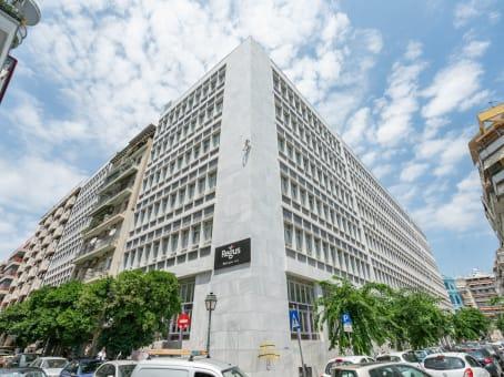 建筑位于ThessalonikiVasileos Irakleiou 53 & Karolou Ntil 1